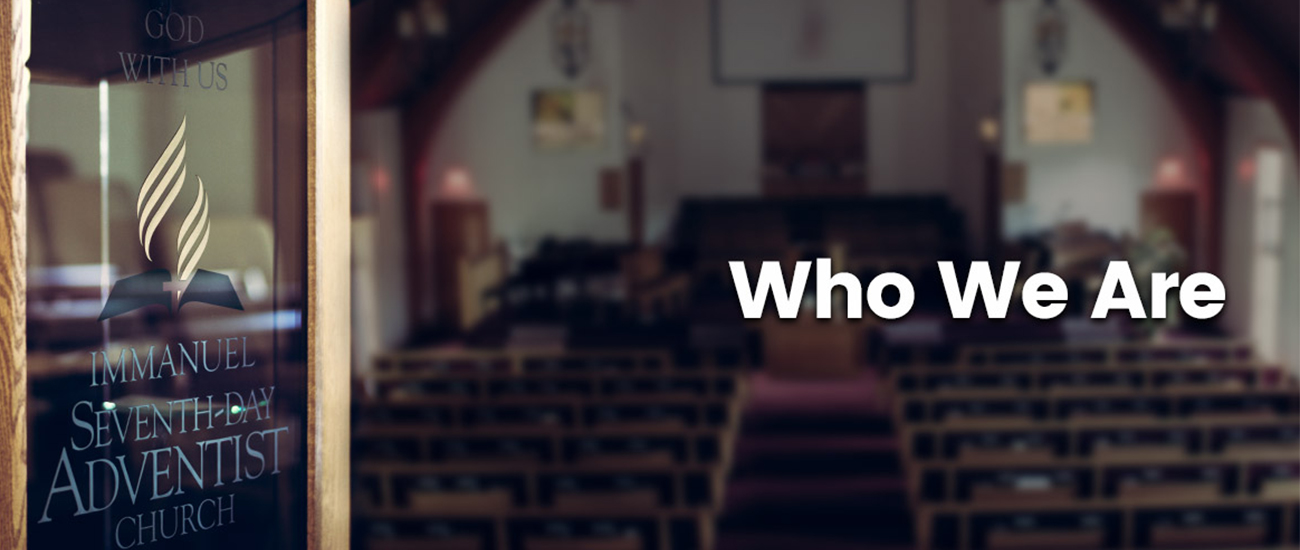 Who we are church background image